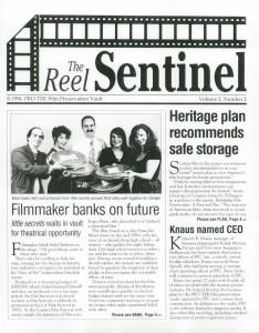 1994. Vol 2 , Num 2 Reel Sentinel_Page_1